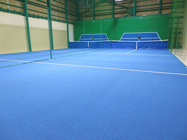 オートテニスです